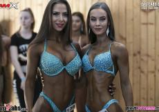 2018 Slovensko juniori - Backstage dievčatá