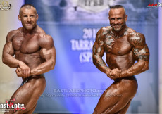 2018 World Master - Bodybuilding 45-49y up to 90kg