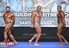Master BB 50-54y 80kg plus - 2019 European Championships