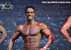 2015 World Salvador - Masters Mens Physique