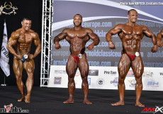 2016 Arnold Europe - Bodybuilding OVERALL
