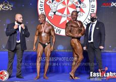 2020 MFBBF Nationals - Master Bodybuilding
