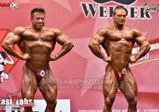 2018 Diamond Madrid, Day 2 - Bodybuilding Overall