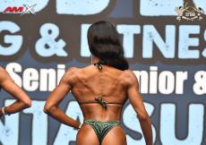 2021 European - Junior Bikini 21-23y 166cm plus