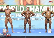 2020 World, Saturday - Bodybuilding 95kg
