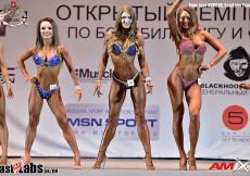 2015 Moscow Champ - Juniors Fitness Bikini