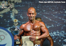 2015 World Salvador - Masters Bodybuilding AWARDS