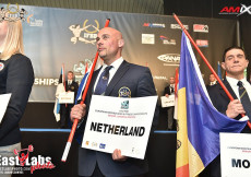 Parade of the Nations - 2019 European Championships