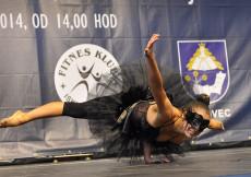 2014 Majstrovstvá Slovenska - fitness juniorky