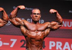 Finále Bodybuilding nad 100kg - Olympia Am Prague
