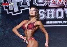 2017 Siberian - Bikinifitness 166cm