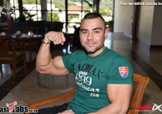2015 World Salvador - weight-in