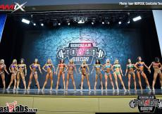 2016 Siberian Power - Bikini up to 160cm