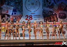 2015 Sibir Cup - bikini up to 163cm