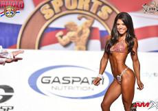 2015 Arnold Classic Amateur Fitness Bikini Final