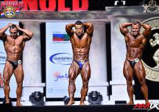 2015 AC Amateur Semi Final - Bodybuilding up to 75kg