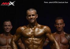 2017 AMIX Cup - Men´s Physique, Jakub Kopček