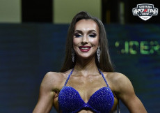 2021 Siberian Bikinifitness Junior