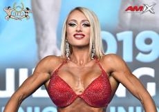 Bodyfitness 158cm - 2019 European Championships