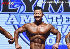 2016 Olympia Asia Classic Bodybuilding