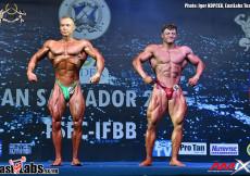 2015 World Salvador - Bodybuilding OVERALL