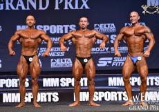 2015 Sweden GP - Bodybuilding up to 90kg final