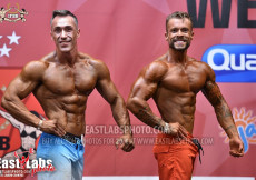 2019 Madrid - Men's Physique 170cm