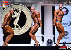 2015 AC Amateur Semi Final - Bodybuilding up to 80kg