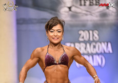 2018 World Master - Womens Physique
