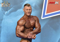 2020 ACE - Junior Bodybuilding