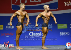 2019 Nordic Cup - Classic Physique Overall