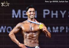 2017 World Mens Champ - MPh 170cm