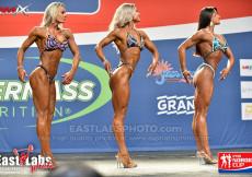 2018 Nordic Cup - Bodyfitness 168cm