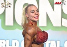 2020 World, Saturday - Master Women's Physique
