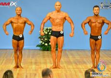 1st European Games BAKU - Men´s Fitness