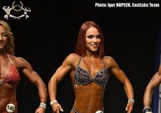 2015 World Fitness - Bodyfitness 163cm