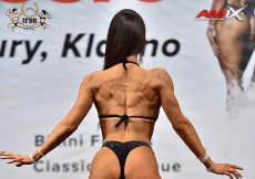 2018 Fitness Mania Classic 3 - Bikini 169cm