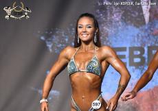 2017 European - Fitness Final
