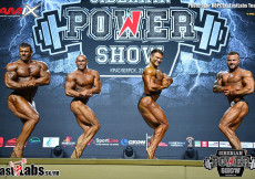 2016 Siberian Power - Bodybuilding Overall