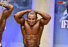 2018 World Master - Bodybuilding 45-49y up to 80kg