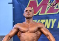 2015 M-SR juniorov - kulturistika nad 80kg