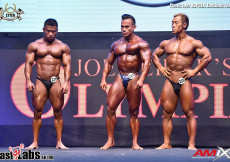 2015 Olympia Asia - Bodybuilding AWARDS