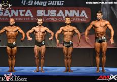 2016 European Ch. - fitness final