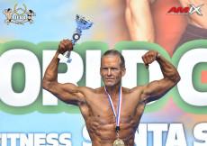 2020 World, Friday - Master Classic Bodybuilding 50y plus