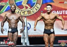 Men's Fitness - ACA 2019
