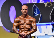 2015 Olympia Amat. Spain - Classic B 175cm
