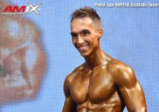 2016 M-SR mužov - men´s physique oceňovanie