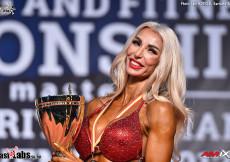 2017 Masters World Bikini over 163cm