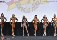 2016 Arnold Europe - Friday AWARDS