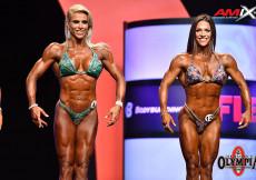 2014 Las Vegas - Fitness Olympia, semifinále